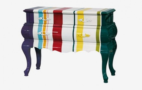Contemporary Sideboards, Colorful And Fun Chests Of Drawers