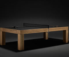 Luxury James Perse Ping Pong Table Or Ad Hoc Conference Room Table?