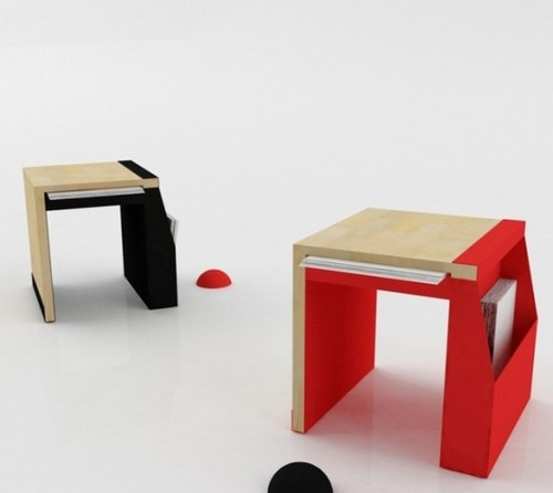 Functional Furniture, Functional Chair For Small Spaces