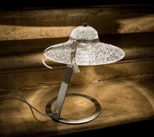 Contemporary Table Lamps, Original Lamps With Feminine Touch