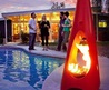 Volcano Shaped ModFire Outdoor Fireplace Is Modern And Stylish