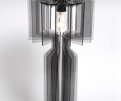 Acrylic Modern Profile Lamp By Sonodesign