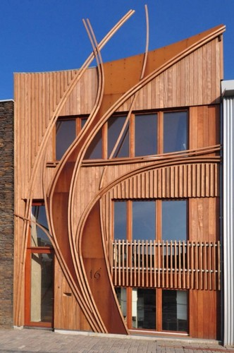Modern Townhouse Designs With Facades In Art Nouveau Style ... on contemporary retail building design, contemporary apartment design, contemporary villa design, modern loft design, contemporary farm design, contemporary cabin design, contemporary commercial design, contemporary garden design, contemporary a frame design, contemporary warehouse design, new york loft bedroom design, contemporary ranch design, contemporary cottage design, contemporary condo design, contemporary traditional design, contemporary architectural design, french apartment exterior design, contemporary loft design, contemporary multi family design, contemporary hotel design,