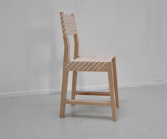 Triplette Chair by Paul Menand Turns Into One Chair When Threes a Crowd