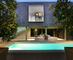 Secluded Luxury House Sporting an Open Design