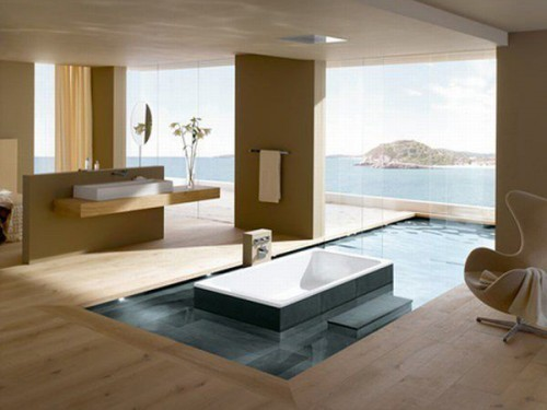 10 Romantic Spa Like Bathroom Designs / design bookmark #