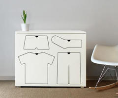 Training Dresser by Peter Bristol Teaches You How to Pick The Right Clothes