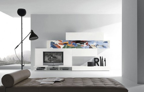 Designer Furniture Designs, Decorative magnetic panels that add personality to your furniture