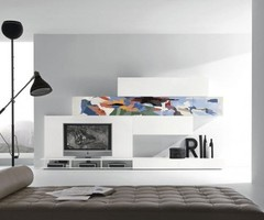 Decorative magnetic panels that add personality to your furniture