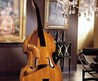 Beautiful Home Bar Cabinet That Looks Like Contrabass