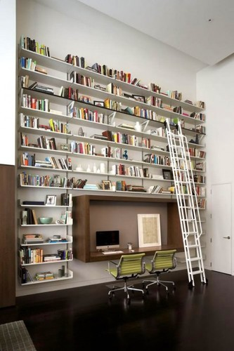 Home Library Design Ideas, 10 Outstanding Home Library Design Ideas