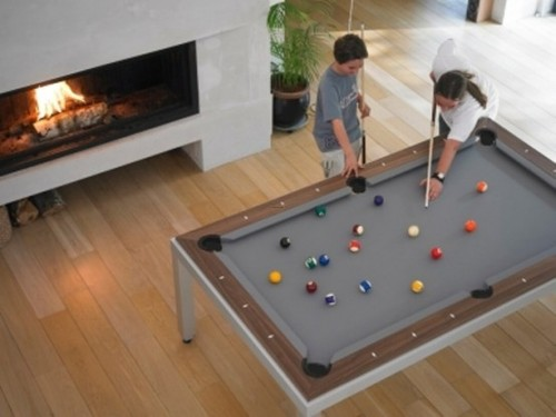 Pool Table Dining Table Combination, Dining And Pool Table In One