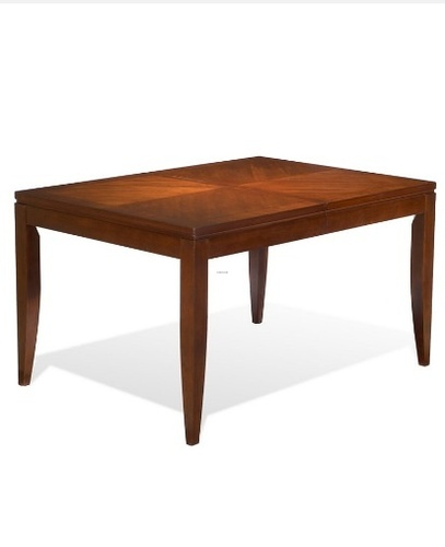 Vogue Contemporary Dining Table, Vogue Contemporary Dining Table In Hardwood