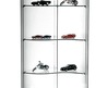 Celeste Modern Glass Curio Cabinet For Contemporary Homes