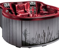 'Walker Signature Series' Amoré Bay Luxurious Home Spa Tub