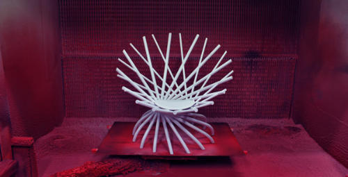 Seating Solution, Nest by Markus Johansson Is Your Own Safe Place at Home
