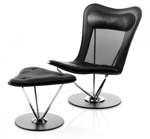 Home Office Furniture, The Volvo Modern Home Office Chair By Lammhults