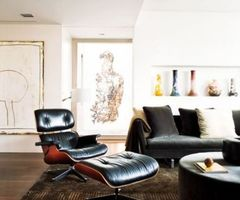 Penthouse's Interior That Breathes With Art