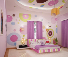 Decorate A Room by Your Characteristic kids-Bedroom-wallpaper-design – Suite Interior Design