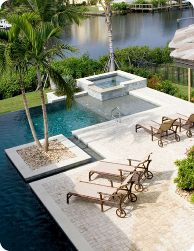 Pool and patio renovations miami florida broward county for Pool design ideas florida