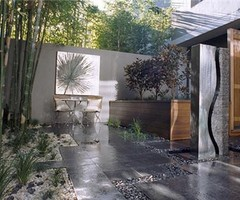 Small Patio Designs – Small Patio Ideas and Pictures Asian Influence Patio Design – Flavahome.com
