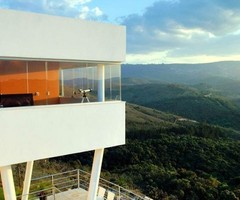 Modern-style house on the hill5 » Minimalist House Design