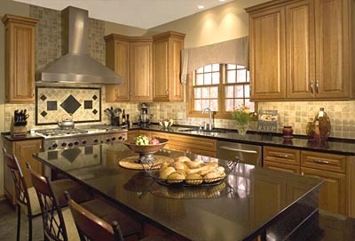 Kitchen Countertops Decorating Ideas