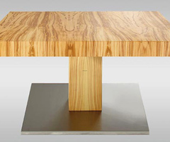 Design Inspiration: Natural Table Design with Movable Top | Flickr - Photo Sharing!