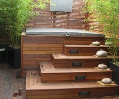 tagged with garden jacuzzi design / design bookmark