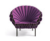 Peacock Felt Chair by New York Design Studio Dror - Gradient Magazine