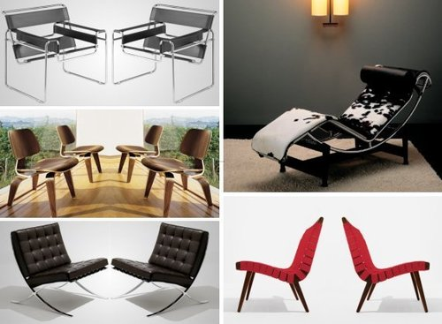 Furniture, 10 Modern Chairs that Revolutionized Furniture Forever