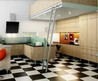 glamorizing Norwegian kitchen centered floor plan for modern kitchen design - - Interior Design