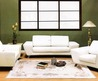 Best White Leather Seating Furniture - Great Interior Design