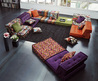 modern office furniture: Roche Bobois Modular Sofa