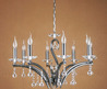 Modern Chandelier Lamp (6806-8) - China Crystal Chandelier,Modern Lamp,Chandelier Lamp in Pendant Light