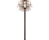 Antique Chandelier Floor Lamp - Floor Lamps - Weylandts.co.za