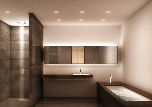 Luxury Bathroom Design, luxury bathroom tiles style / pictures photos of home and house designs ideas