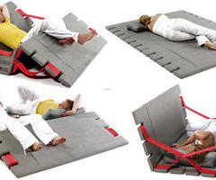 Sasan Magic Carpet by Alexander Munk Can't Wait to Get Off the Floor