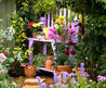 Cottage Garden - Secret Garden Landscaping