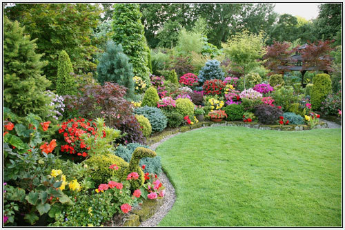 Garden Ideas, Summer Garden Ideas 