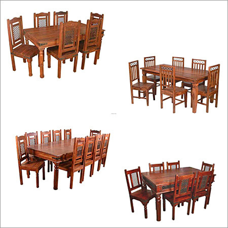Wooden Dining Tables, Carved Wood Dining Tables - Carved Wood Dining Tables Exporter, Manufacturer, Distributor, Supplier, Trading Company, Jodhpur, India