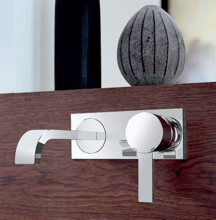 Bathroom Faucets, New Grohe Allure Bathroom Faucet