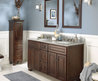 2011 Dark Bathroom Vanity Photos, Design Ideas and More