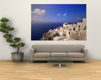 Wall Mural, Mediterranean 