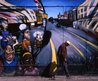 Picture Of A London Wall Mural England