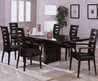 Adding Neutral Color with Modern Dining Room Furniture Ideas to Make Luxurious Dining Room / pictures photos of home and house designs ideas