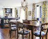 French Country Style Dining Room Decorating Ideas /  Home Trends