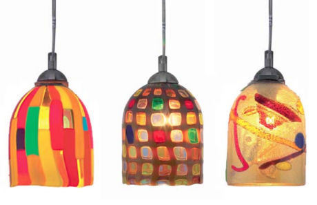 Pendant Lighting, Lighting: Mercury Glass Pendant Lights at Anthropologie