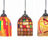 Lighting: Mercury Glass Pendant Lights at Anthropologie