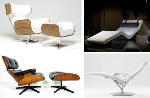 Most Ergonomic Chairs, 10 The Most Comfortable Lounge Chairs In The World